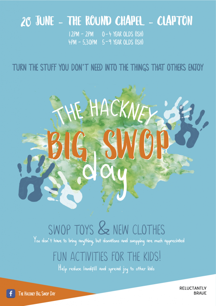The Hackney Big Swop Day copy